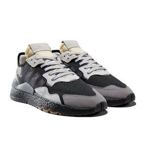 Adidas nite jogger grey pack carbon
